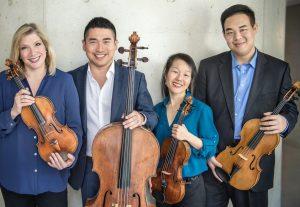 Cavani Quartet