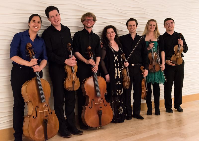 Geneva Music Festival musicians