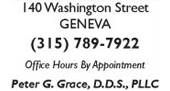 Dr. Peter Grace, DDS