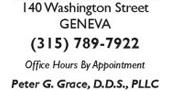 Dr. Peter Grace, DDS