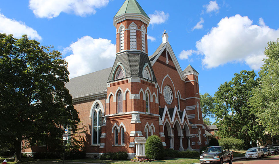 Presbyterian Church, Geneva, NY